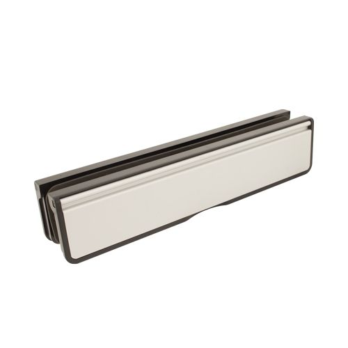 "12"" Letterbox for UPVC Doors - 20-40mm Depth"