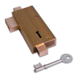 Armoured Plate Glass (APG) Locks
