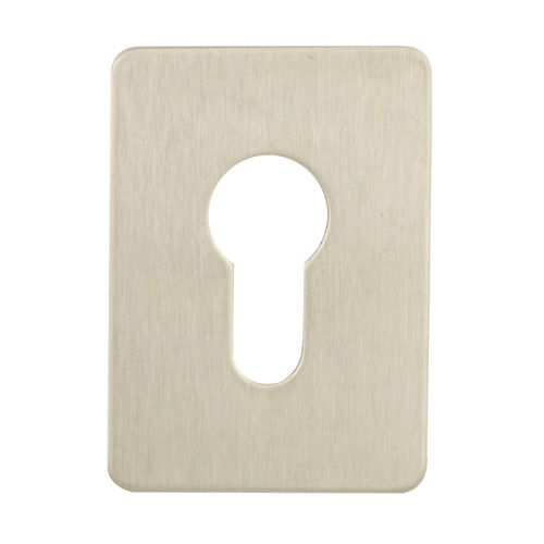 Stick On Euro Escutcheon
