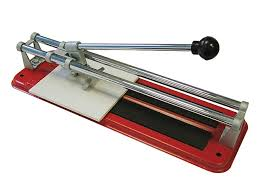 Tile Cutters - Flat Bed