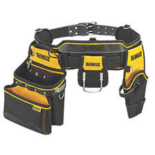 Tool Pouches & Work Belts
