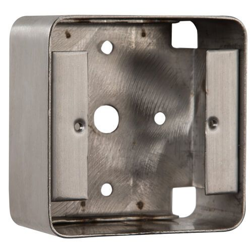 TSS Standard Back Box - Stainless Steel