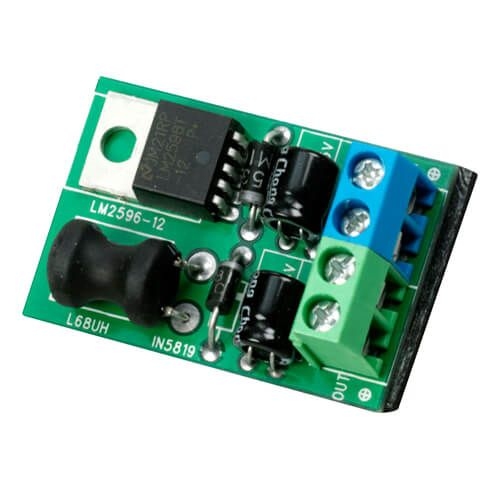 TSS Voltage Reducing Module 24 to 12V