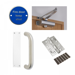Union Corridor Fire Door Kit